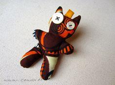 Porte-clés Chat Wax motif africain orange et marron (envoi 0€) : Porte clés par cewax Tous les articles Céwax sont des pièces uniques et sont fabriqués à la main en France. www.cewax.fr