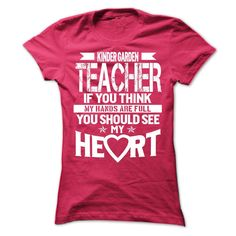 (Tshirt Awesome Sell) TEACHER Kinder Garden Teacher Coupon 5% Hoodies Tee Shirts