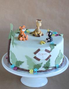 Marsispossu: Viidakkokakku, Jungle cake