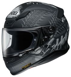 Everything you want in a premium-quality helmet. Nothing you don't need. The Snell-rated RF-1200 is compact and comfortable, quiet and lightweight.