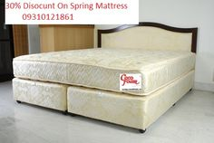 !! 30% Discount on Dreamerz Mattress !! Dreamerz mattresses – What are its different features? http://www.cocofoam.in/dreamerz.php 09310121861