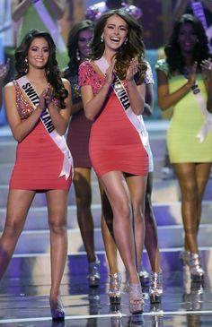 Las mejores imágenes del Miss Universo 2012 - La Propia Foto | Últimas Noticias