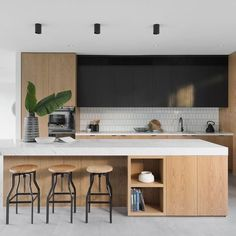 Modern Kitchen Design – Want to refurbish or redo your kitchen? As part of a modern kitchen renovation or remodeling, know that there are a . New Kitchen Cabinets, Kitchen Layout, Kitchen Flooring, Wood Cabinets, Kitchen Sinks, Kitchen Fixtures, Kitchen Backsplash, Kitchen Appliances, Soapstone Kitchen