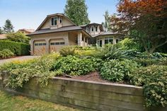 1888 Ocean Park Road, Surrey, BC Family home steps to the Pacific.  Beautiful West Coast Living.  Games room with Cathedral Ceilings.