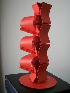 Edgar Negret, escultor Colombiano