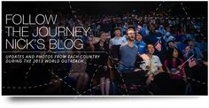 The amazing journey of Nick Vujicic