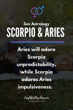 aries and scorpio sex