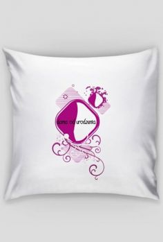 Poduszka dla damy
