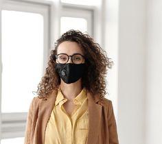 Black Face Masks of Sublime Quality: So Comfortable. GPB Pleated Fabric, Protective Mask, Best Black, Mask Shop, Plain Black, Unisex Fashion, Mask For Kids, Ear Loop, Face Masks