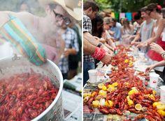 #Crawfish Boil #Party