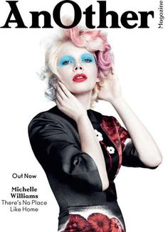 Michelle Williams for AnOther Magazine SS 2013 by Willy Vanderperre [Newsstand] - Fashion Copious