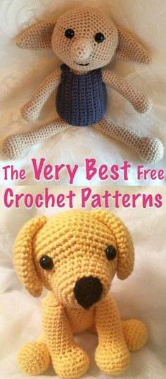 40+ Awesome Original Free Crochet Patterns, by Lucy Kate Crochet