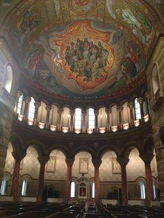 St Louis Basilica.