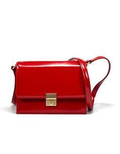 Mały, czerwony kuferek - Zara