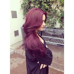 I love this hair color :)