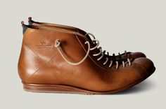 #HardGraft Men's Low Boot / Heritage