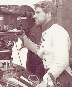 Kenneth Branagh directing Much Ado About Nothing
