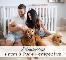 Montessori From a Dads Perspective
