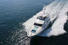 The Hargrave 76 Wide Body is a spectacular yacht by any standards. | Yachting Magazine