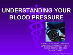 high-blood-pressure-information-15744988 by Teh Beng via Slideshare