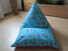 Kindersitzsack**Biene for Kids** von biene for kids auf DaWanda.com