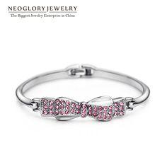 Charm Bracelets & Bangle Auden Rhinestone Jewelry for Women Bijoux  Fashion New Hot