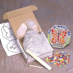 edd3251f4e952 Kids  Mosaic Stepping Stone Kit - SKU 901-11235W