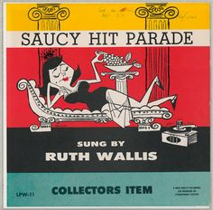 Ruth Wallis – An object from the National Archives collection 1960
