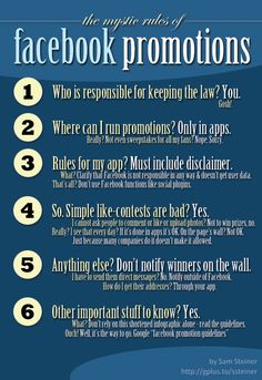 The mystic rules of promotions Facebook Marketing Strategy, Business Marketing, Content Marketing, Online Marketing, Social Media Marketing, Digital Marketing, Marketing Strategies, Le Social, Social Media Content