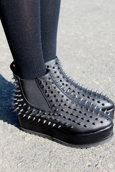 020e4f37dfb Hellseekers from Unif. UnifPlatformsSize ClothingAll Black ...