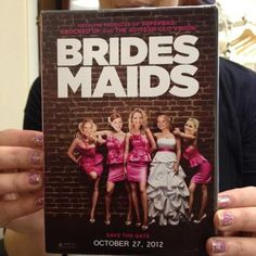 Asking my maids!    Cute idea for asking bridesmaids to be a part of your bridal party.