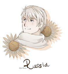 Hetalia - Russia by GretaMacedonio on DeviantArt