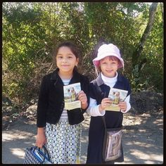 Two little sisters enjoying Memorial Campaign in Honduras. Thanks for sharing @belkisenamorado95