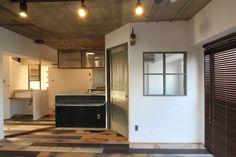 LIVING/DINING/KITCHEN/WINDOW/リビング/ダイニング/キッチン/窓/フィールドガレージ/FieldGarage INC./リノベーション