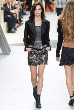 Louis Vuitton Fall 2015 Ready-to-Wear Fashion Show - Freja Beha Erichsen