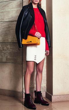 MUGLER Pre Fall 2016 Look 7 on Moda Operandi