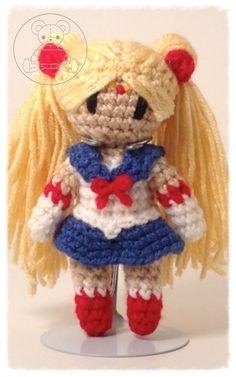 Sailor Moon by TheArtisansNook.deviantart.com on @DeviantArt