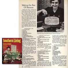 The Original Hummingbird Cake Recipe
