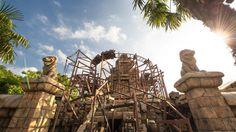 Indiana Jones and the Temple of Peril | Disneyland Paris Attracties