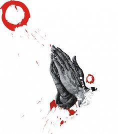 mãos orando com flores - Pesquisa Google