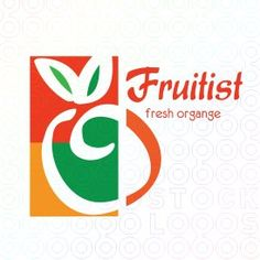 #Fruit logo