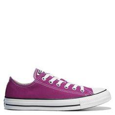 daade724837c CONVERSE Women s Chuck Taylor Low Top Sneaker (Fiery Coral 5.0 M ...
