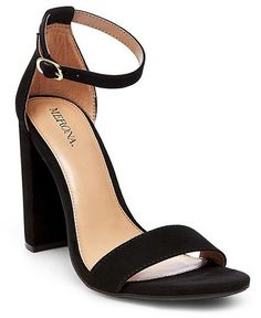 b0194d7a5 The perfect holiday or anytime dressy shoe. Merona Women s Lulu Block Heel  Sandals  christmasoutfit