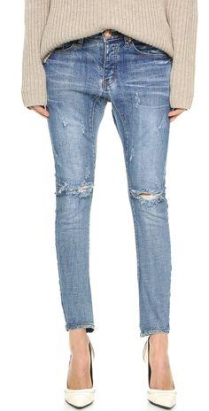 One Teaspoon Desperado Jeans   SHOPBOP