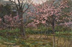 Olga Wisinger-Florian - Spring Blossom