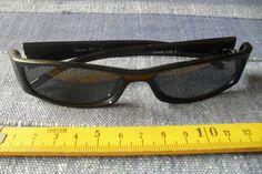 1 schwarze Sonnenbrille neu Modell Nr.156 Brille
