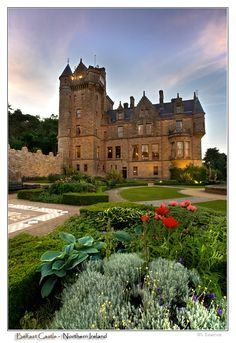 Belfast Castle, Antrim, Northern Ireland Copyright: Stephen Emerson