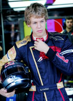 Sebastian Vettel 2007