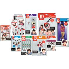 One Direction Accessories