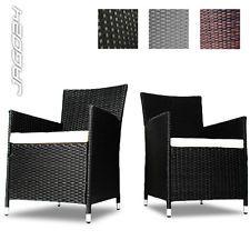 juego de sillones de ratn sinttico sillas de jardn muebles para terraza